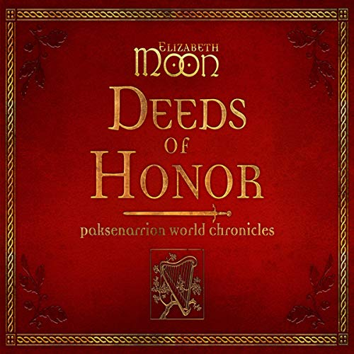 Deeds of Honor audiobook cover art