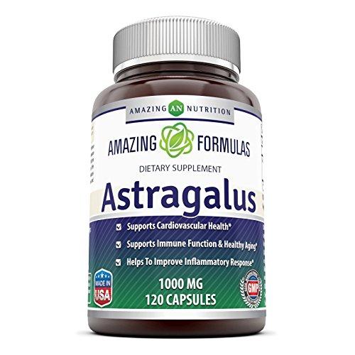 Amazing Formulas Astragalus All Natural Dietary...