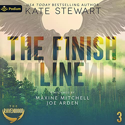 The Finish Line cover art