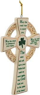 Best Kurt Adler 5.12-Inch Porcelain Irish Cross Ornament (YAMJ4102) Review