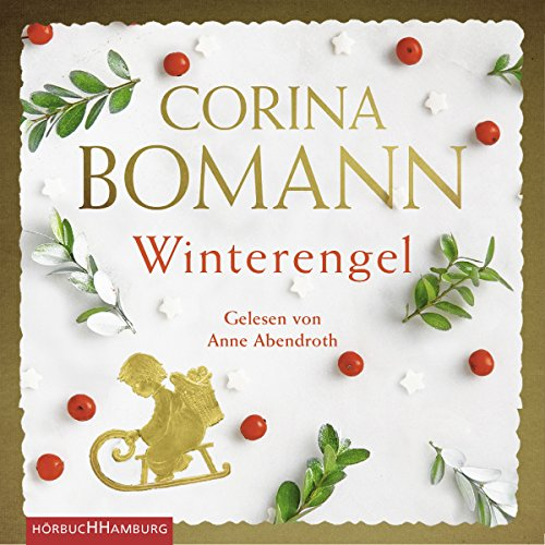 Winterengel audiobook cover art