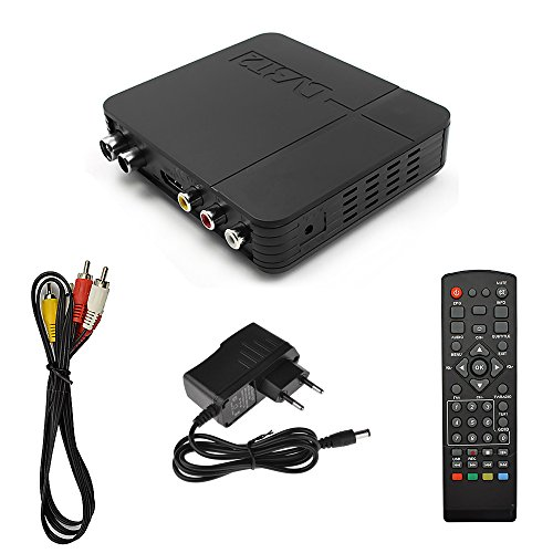 New-Hi HD DVB-T2 K2 STB MPEG4 K2 Digital Video Terrestrial Receiver + Remote Control