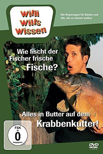 Wie fischt der Fischer frische Fische?/ Alles in Butter auf dem Krabbenkutter?