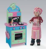 howa Spielküche, Kinderküche aus Holz 4812