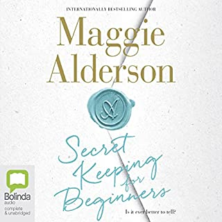 Secret Keeping for Beginners cover art