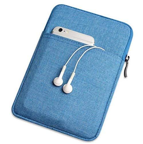 Capa Bolsa Sleeve Kindle Paperwhite e Standard de 6 polegadas - Azul