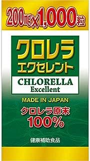 MK クロレラ エクセレント 1000粒