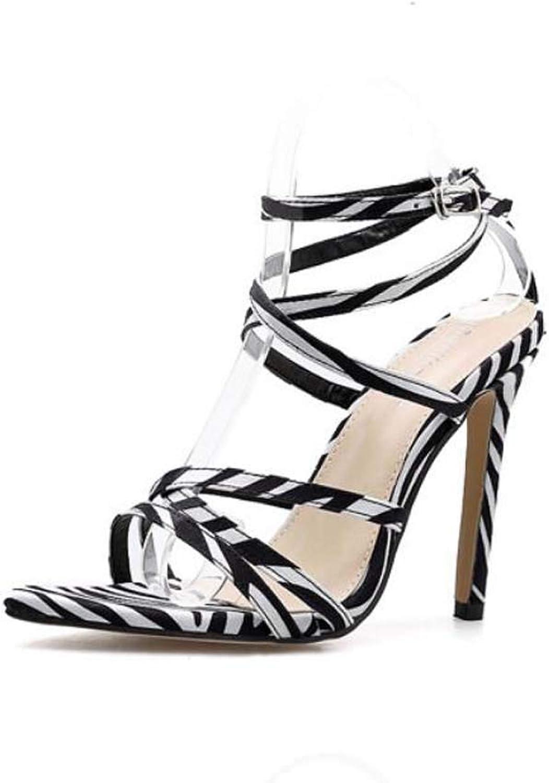 Mamrar Frauen Sexy Pointed Toe Hollow Sandalen 11cm Stiletto D ' Orsay Slingback Ankel Straps Party Dress Schuhe OL Court Schuhe Eu Größe 34-40