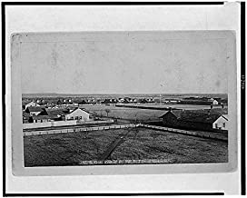 HistoricalFindings Photo: Fort Sill,Lawton,Oklahoma,OK,Comanche County,1889,Indian Territory,Military 1