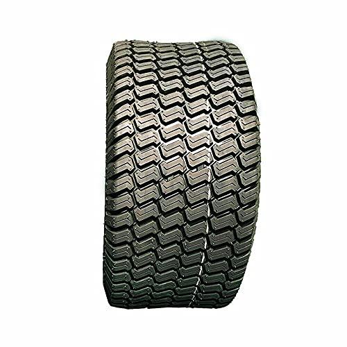16x6.50-8 Turf Lawn and Garden Tire 4PR P332 for Wheelbarrow Lawn Tractor Cart Attachment Replacement All-Season Tire(Tubeless )
