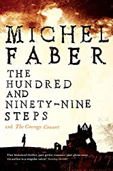 Books Set in Yorkshire: The Hundred and Ninety-Nine Steps by Michel Faber. yorkshire books, yorkshire novels, yorkshire literature, yorkshire fiction, yorkshire authors, best books set in yorkshire, popular books set in yorkshire, books about yorkshire, yorkshire reading challenge, yorkshire reading list, york books, leeds books, bradford books, yorkshire packing list, yorkshire travel, yorkshire history, yorkshire travel books, yorkshire books to read, books to read before going to yorkshire, novels set in yorkshire, books to read about yorkshire