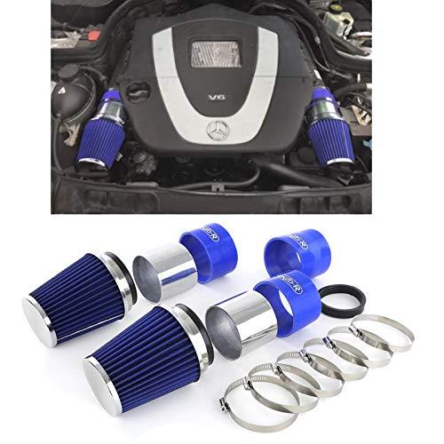 Tenzo-R 37929 Air Intake Kit mit Sport Luftfilter Blau