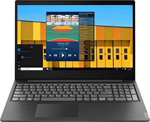 Newest Lenovo IdeaPad S145 15.6' HD Business Laptop, AMD A6-9225 Dual-core Upto 3.0GHz, 8GB RAM, 1TB HDD, AMD Radeon R4 Graphics, HDMI, WiFi, Card Reader, Windows 10, Black