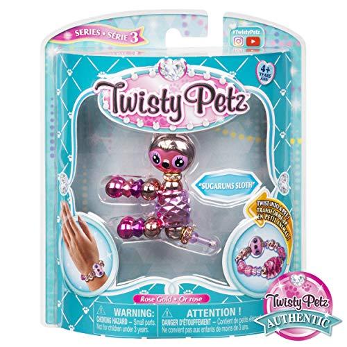 Twisty Petz 2 - in - 1 Verwandlungsarmband für Kinder, unterschiedliche Varianten