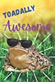 Toadally Awesome Journal