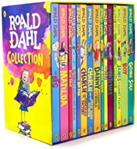 Roald Dahl 15 Book Box Set