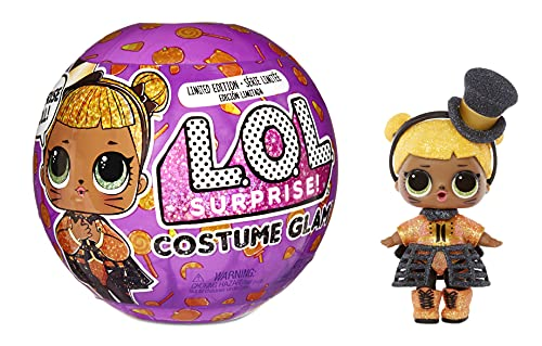 LOL Surprise Costume Glam Dolls with 7 Surprises Including Limited...