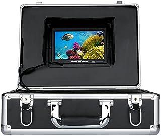 GRXXX Finder De Peces Bajo El Agua HD Cámara Subacuática HD De 7 Pulgadas TFT Pantalla De Color Función DVR 0-360 ° Ángulo...