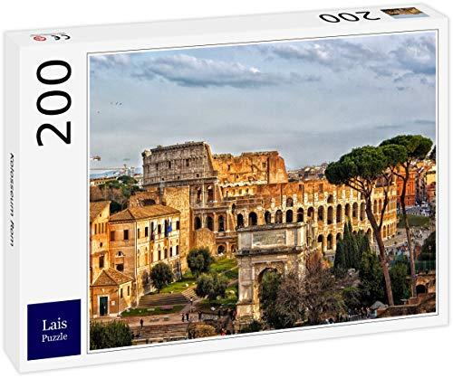 Lais Puzzle Coliseo Roma 200 Piezas
