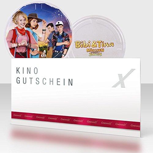 CinemaxX Bibi & Tina Filmdose mit 1 Kinogutschein