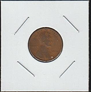 1924 Lincoln Wheat (1909-1958) Penny Very Good