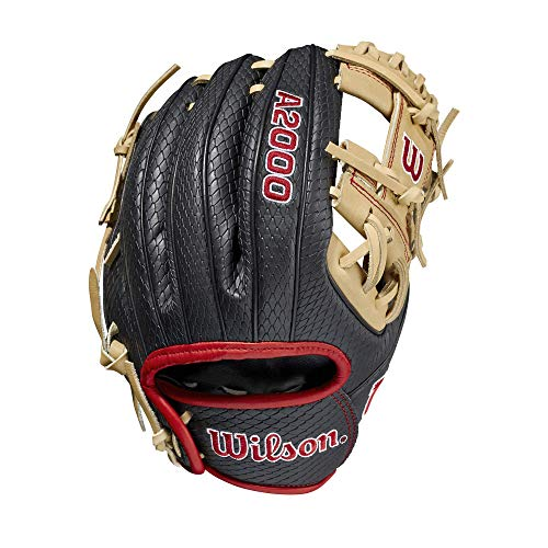 Wilson 2021 A2000 Pedroia Fit PF88 (Infield) - Right Hand Throw,11.25',
