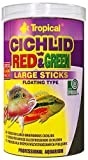 TR-63736 Cichlid Red & Green Large Sticks - Palillos (1000 ml)