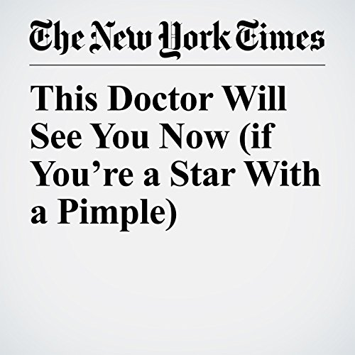 This Doctor Will See You Now (if You're a Star With a Pimple) copertina