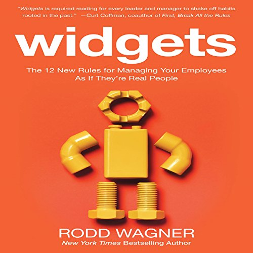 Widgets audiobook cover art