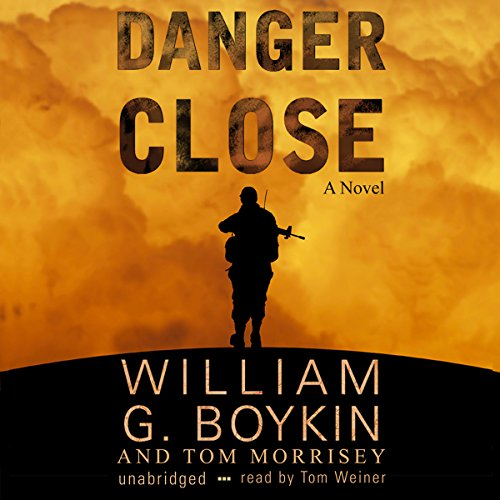 Danger Close copertina