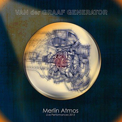 Merlin Atmos-Live 2013 [Vinyl LP]