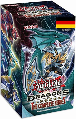 yugioh Dragons of Legend The Complete Series Deutsch 1x Box