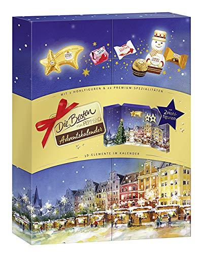 Ferrero Die Besten Hohlfiguren-Adventskalender, 365 g