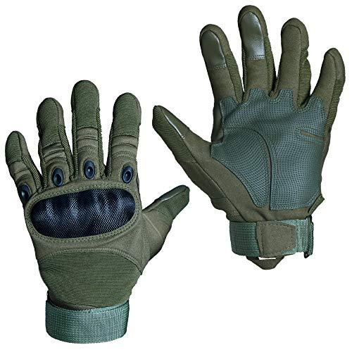 guanti tattici militari Shanke Guanti Tattici Militari Guanti Uomo Touch Screen Di Duro Guanti Sportivi con Protezione Dita