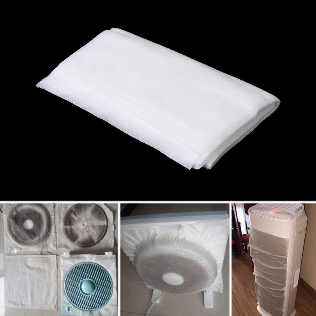 Jenor - 5 piezas HEPA antibacteriano antipolvo de algodón ...