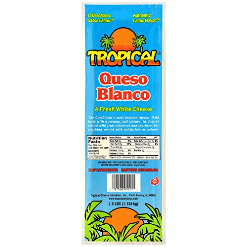 Evaxo Tropical Queso Blanco 2 pk. / (2.5 lbs.) #N