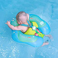 Free Swimming Baby Inflatable Baby Swimming Float Ring, Best Baby Pool Floats, Pool safety, kids safety, children's safety, swimming safety, buoyancy aids, swim aids, flotation devices