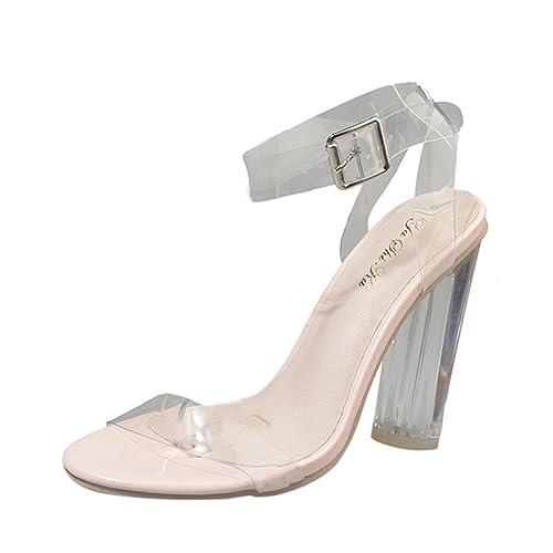 DescubiertoAmazon es De Dedo Zapatos Mujer JT1c3Ful5K