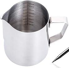 ابريق تسخين الحليب من الستانليس ستيل من هومفيكسي 304 (600 مل)