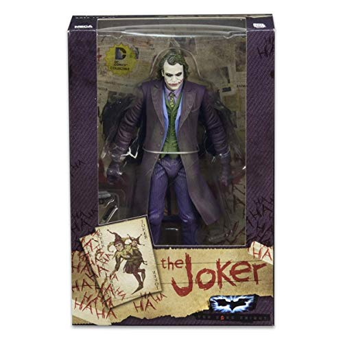 NECA The Dark Knight Heath Ledger Joker Exclusive Action Figure 7 DC Comics by NECA
