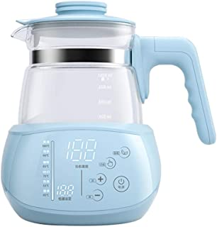 Milk Warmer Electric Kettle Formula Warmer Glass Coffee Pot, Baby Bottle Warmer, Baby Food Intelligent Thermostatic Machine Kettle