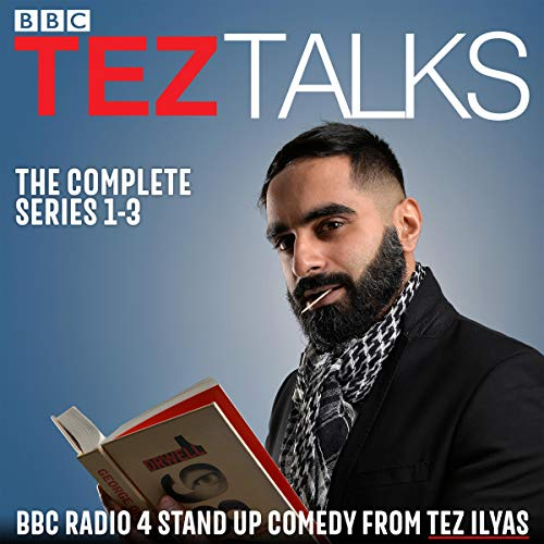 Tez Talks: The Complete Series 1-3 cover art