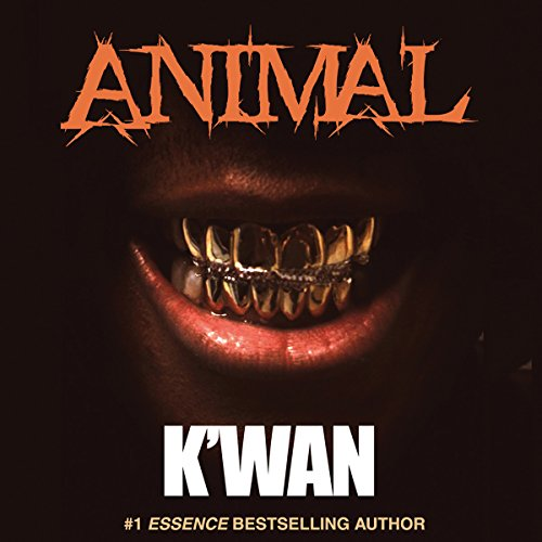 Animal audiobook cover art