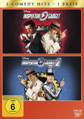 Inspector Gadget / Inspector Gadget 2 [2 DVDs]