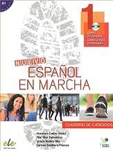 Nuevo español en marcha. Ejercicios. Con CD Audio. Per le Scuole superiori: Nuevo Español en marcha 1 ejercicios + CD