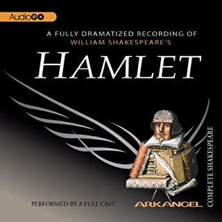 Hamlet: The Arkangel Shakespeare audiobook cover art