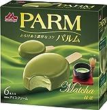 森永乳業 PARM 抹茶55ml×6本×6箱