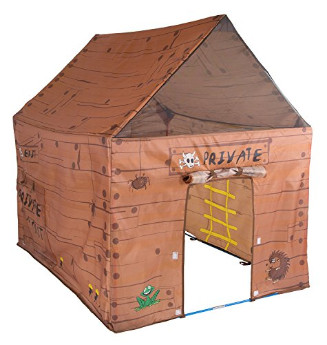 "Pacific Play Tents 60801 Club House Play Tent-New Size, 50"" x 40"" x 50"""