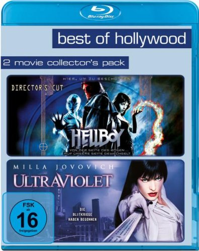 Hellboy - Best of Hollywood/2 Movie Collector's Pack [Blu-ray]