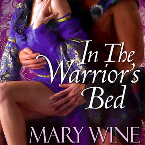 In the Warrior's Bed audiobook cover art